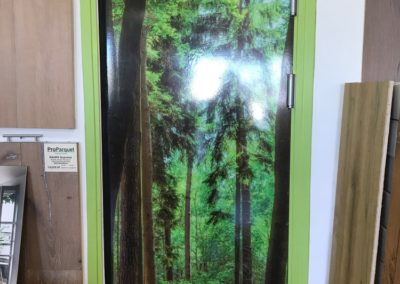 Adhesifs colle renforcée pour tenue sur porte