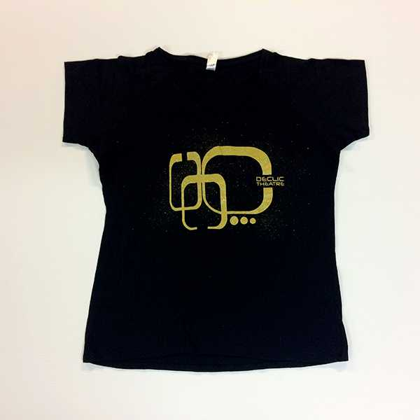 Marquage T-Shirt Doré