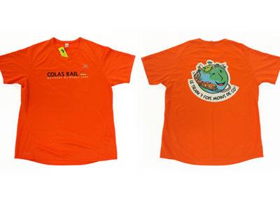 Marquage T-Shirt Flex Polyester