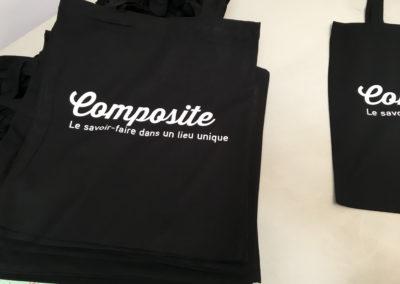 Marquage sac noir