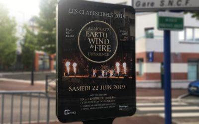 Festival des Clayescibels